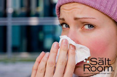 Cold and Flu natural remedies with salt The Salt Room Coral Springs